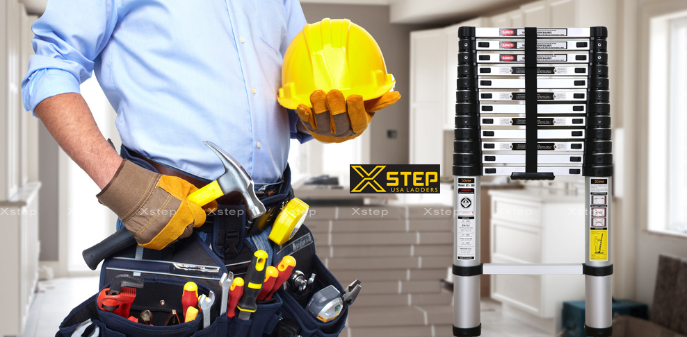 Xstep Ladder XT-380